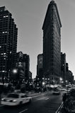 Flat Iron building in Manhattan New York City Stock Photos