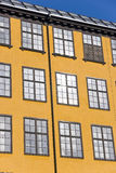 Flat iron building, Norrkoping Royalty Free Stock Images