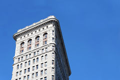 Flat Iron building NYC Stock Image