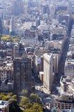 Flat Iron district Manhattan NYC Stock Image
