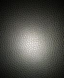 Flat lay luxury black leather texture background. Closeup of flat lay luxury black leather texture background for copy space stock photos
