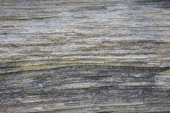 Flat Layered Mountainside Rock Texture Royalty Free Stock Photography