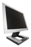 Flat LCD Monitor Stock Photography