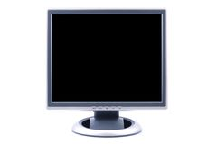 Flat LCD TV Royalty Free Stock Photography