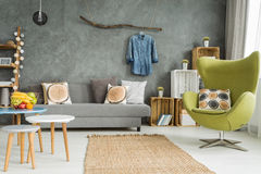 Flat with modern look Royalty Free Stock Images