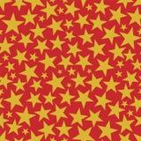 Flat napkin Stock Images