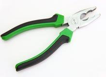 Flat-nose pliers Stock Photos