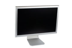 Flat panel lcd computer monitor Stock Photography