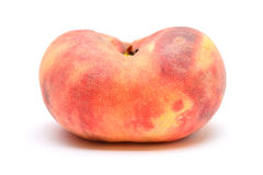 Flat peach Stock Image