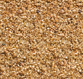 Flat sand seamless background Royalty Free Stock Image