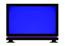 flat screen tv Στοκ Εικόνες
