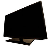 Flat screen TV Stock Images