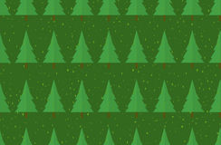 Flat seamless pattern with trees. Abstract texture  . Fir forest. Flat seamless pattern with trees. Abstract texture with trees.for your application , project Royalty Free Stock Image