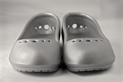 Flat shoes Royalty Free Stock Photography