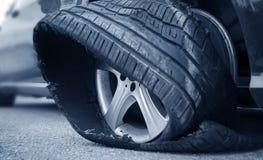 Free Flat Tire Stock Photos - 94030453