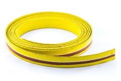 Flat transmission belt Royalty Free Stock Images