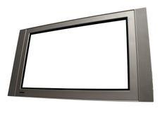 Flat TV Royalty Free Stock Photo