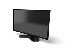 Flat tv panel Royalty Free Stock Photo