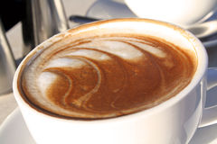 Flat White 2 Royalty Free Stock Images