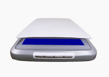 Flatbed Scanner. Vector image of flatbed scanner Royalty Free Stock Photos