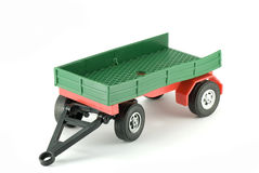Flatbed toy Stock Photography