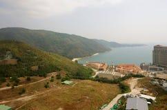 Flatblokken in Lantau-Eiland Royalty-vrije Stock Fotografie