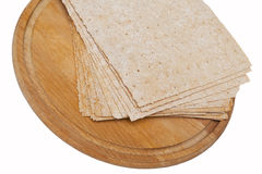 Flatbread Royalty Free Stock Photos