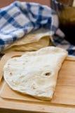 flatbread mushed popatoes mushed tradycyjny Zdjęcie Stock