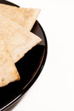 Flatbread Slices Stock Image