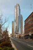 Flatbush大道,布鲁克林纽约 免版税图库摄影
