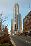 Flatbush Avenue, Brooklyn New York USA Royalty Free Stock Photography
