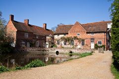 Flatford mill Stock Photo