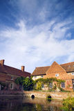 Flatford Mill. Location for some of the most famous works by John Constable in Suffolk Stock Photography