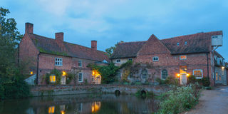Colchester Essex UK Flatford Mill Royalty Free Stock Images