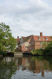 Flatford Mill Suffolk Royalty Free Stock Images