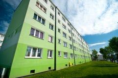 Flatgebouw Royalty-vrije Stock Fotografie