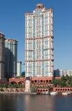 Flatgebouw Royalty-vrije Stock Foto