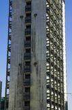 Flatgebouw Royalty-vrije Stock Foto's