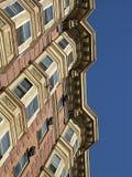 Flatgebouw Royalty-vrije Stock Afbeeldingen