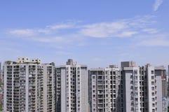 Flatgebouw in China Royalty-vrije Stock Fotografie