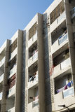 Flatgebouw Doubai Stock Fotografie