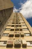 Flatgebouw Girà ³ n Havana Stock Foto's