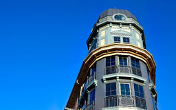Flatgebouw met koopflats van de luxe het Hoog Stijging of Flatgebouw stock afbeeldingen