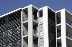 Flatgebouw in Sydney, Australië royalty-vrije stock afbeeldingen
