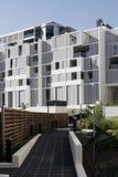 Flatgebouw in Sydney, Australië Stock Foto