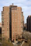 Flatgebouwen Stock Foto's