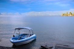 Flathead jezioro Fotografia Stock