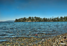 Flathead Lake Royalty Free Stock Image