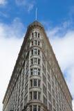 Flatiron大厦在旧金山-加利福尼亚 库存照片