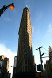 Flatiron που χτίζει τη Νέα Υόρκη Στοκ εικόνα με δικαίωμα ελεύθερης χρήσης